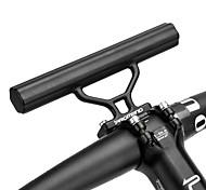 economico -PROMEND Manubrio per MTB / 150 mm Regolabile Portatile Ciclismo Mountain bike Ciclismo Nero Grigio scuro Ruvida Nero