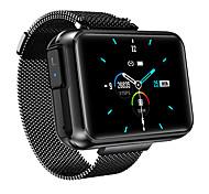 abordables -HT91 Smartwatch Montre Connectée pour Android iOS Samsung Apple Xiaomi Bluetooth 1.4 pouce Taille de l'écran Imperméable Ecran Tactile Moniteur de Fréquence Cardiaque Mesure de la pression sanguine