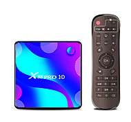 abordables -x88 pro 10 android 10 smart tv box rk3318 quad core android tv smart tv box android lecteur multimédia set top box