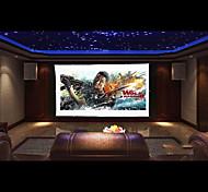 economico -Schermo da proiezione portatile da 150 pollici 16 9 schermo da proiezione pieghevole hd bianco per bar da viaggio home theater a parete
