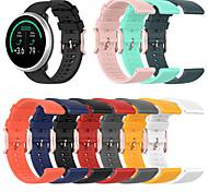 abordables -1 pièces Bracelet de Montre  pour Polaire Bande de sport Silikon Sangle de Poignet pour IGNITE POLAIRE