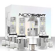 abordables -ampoules de voiture novsight 2 pièces a500-n36 pour h4-h7-h11-9005-9006 40w 8000lm phares à LED pour moteurs généraux universels toutes les années avec vidéo de configuration