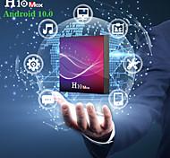 economico -h10 max tv box android 10 smart tv box netflix youtube google media player allwinner h616 4gb 64gb 2.4g wifi 6k hd set-top box
