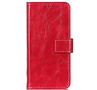 economico -telefono Custodia Per Samsung Galaxy Integrale Custodia in pelle A51 Galaxy A41 Galaxy A21 Resistente agli urti Tinta unica pelle sintetica