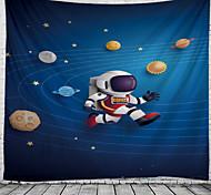 abordables -Spaceman modèle tapisserie tenture murale tapisseries couverture murale mur art décoration murale paysage peinture tapisserie décoration murale
