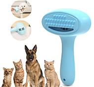 economico -Prodotti per cani Prodotti per roditori Gatto Depilatore per animali domestici Tagliaunghie per toelettatura Prodotto per la depilazione Batteria ricaricabile Silenzioso Plastica Elastici Pennelli
