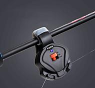 economico -Avvisatore acustico da pesca 1 pcs Portatile Sveglia Plastica Pesca di mare Pesca di acqua dolce
