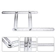 abordables -modèle de règle pliable outil de mesure instrument latéral pliant multi-angle