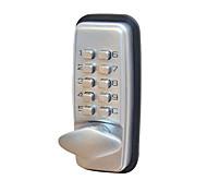 economico -304 password in acciaio inossidabile serratura smart home sistema di sicurezza serratura della casa casa villa ufficio hotel appartamento porta composita porta di legno vestito di sicurezza porta per