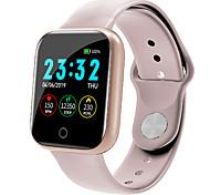 abordables -I5 Smartwatch Montre Connectée pour Android iOS Samsung Xiaomi Apple Bluetooth 1.3 pouce Taille de l'écran IP 67 Niveau imperméable Imperméable Ecran Tactile Moniteur de Fréquence Cardiaque Mesure de