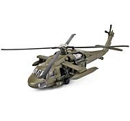 abordables -Hélicoptère Alliage de métal Adolescent Tous Garçon Fille Jouet Cadeau 1 pcs