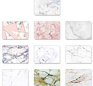 abordables -MacBook Etuis Marbre PVC pour MacBook Pro 13 pouces / MacBook Air 13 pouces / Nouveau MacBook Pro 13 pouces