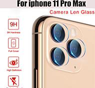 abordables -1/2/3/5/10 pcs dos len verre de protection pour iphone 11 lentille de caméra film protecteur d'écran sur le pour iphone 7 8 plus 6 6s x xr xs max 5 verre