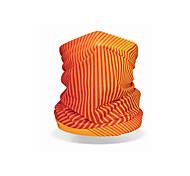abordables -Soie Glacée Tour de cou Tube de cou Cagoule Masque de bandana Homme Femme Unisexe Coiffure Géométrique Mode Protection solaire UV Résistant à la poussière Manchon Anti UV pour Aptitude Fonctionnement