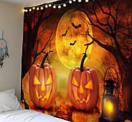 abordables -Halloween horreur palm sang mur tapisserie halloween fête scène tissu tapisserie tissu maison bar halloween bricolage décoration