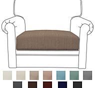 abordables -Housse de canapé Couleur Pleine Velventine Polyester Literie