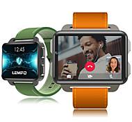 economico -LEMFO LEM4 PRO Unisex Intelligente Guarda Wi-fi 3G 4G Impermeabile Schermo touch GPS Monitoraggio frequenza cardiaca Misurazione della pressione sanguigna ECG + PPG Timer Pedometro Monitoraggio del