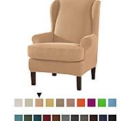 abordables -Housse de canapé Classique Velventine Polyester Literie