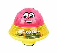 abordables -jouet de pulvérisation de bain pour enfants jouets de bain d'eau de pulvérisation à induction automatique enfants à la dérive jouets de piscine rotative cadeaux pour enfants