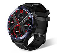 abordables -LEM12 Smartwatch Montre Connectée pour Android iOS Samsung Apple Xiaomi 4G 1.6 pouce Taille de l'écran IP 67 Niveau imperméable Ecran Tactile GPS Moniteur de Fréquence Cardiaque Sportif Elégant ECG