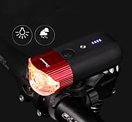 abordables -phare de vélo rechargeable usb lumière de vélo 1000 lumens lumière avant super brillante 5 modes d'éclairage pour tous les vélos