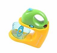 abordables -faire semblant jouer jouets de cuisine mini mélangeur électrique en plastique meubles de cuisine enfants bébé semblant jouer jouet jouet d'apprentissage précoce 1 pc