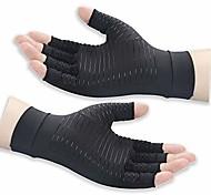 abordables -gants d'arthrite en cuivre pour femmes et hommes - gants de compression à haute teneur en cuivre pour le soulagement de la douleur de l'enflure, de la douleur à la main, de la tendinite et de