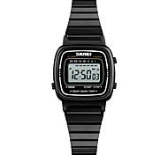 economico -Per donna Orologio elegante Orologio digitale Digitale Digitale Casuale Resistente all'acqua Calendario LCD / Un anno