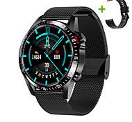 abordables -HW29 Smartwatch Montre Connectée pour Android iOS Samsung Apple Xiaomi Bluetooth 1.3 pouce Taille de l'écran IP 67 Niveau imperméable Imperméable Ecran Tactile Moniteur de Fréquence Cardiaque Mesure