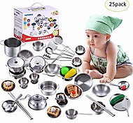 abordables -par jeu de jouets de maison ensemble de jouets de cuisine en acier inoxydable super ensembles de jouets de maison de jeux pour enfants pour garçons et filles