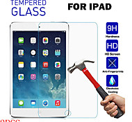 abordables -Protection Ecran Apple Verre Trempé iPad Air iPad 4/3/2 iPad Mini 3/2/1 iPad Mini 4 iPad (2018) 2 pcs Haute Définition (HD) Anti-Rayures Anti-Traces de Doigts Protections d'écran pour tablettes Film