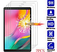 economico -telefono Proteggi Schermo Samsung Scheda 4 10.1 Scheda 4 8.0 Scheda 4 7.0 Scheda 3 10.1 Scheda 3 7.0 Vetro temperato 2 pz Alta definizione (HD) Anti-graffi Anti-impronte Proteggi schermo compresse