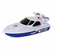 abordables -bateau de jouet de bain flottant, jouet de bain de bateau à moteur électrique jouet de douche de baignoire de moteur électrique enfants jouet d'eau amusant pour les tout-petits de 1 an& haut
