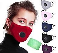 abordables -1 pc anti-poussière hiver respirateur thermique adulte masques visage masque de gaze de santé