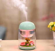 abordables -mini micro paysage humidificateur coloré veilleuse mini usb humidificateur ménage chambre bureau usb humidificateur