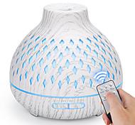 economico -Diffusore di aromi Aroma diffuser, 400ml humidifier PP ABS Bianco
