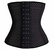 economico -corsetto da allenamento per donna corsetto vita invisibile traspirante shaper allenamento cincher vita da donna controllo pancia (xl / misura 30,7-33,8 pollici girovita, nero)
