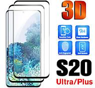 economico -telefono Proteggi Schermo Samsung S20 S20 Plus S20 ultra Vetro temperato 2 pz Alta definizione (HD) A prova di esplosione Compatibile con 3D touch Proteggi-schermo frontale Appendini per cellulare