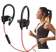 economico -1898 6 Auricolari in-ear cablato Bluetooth5.0 Stereo Dotato di microfono Con il controllo del volume per Apple Samsung Huawei Xiaomi MI Sport Fitness
