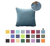 economico -1 pz decorativo in tinta unita copriletto federa federa cuscino per divano letto divano 18 * 18 pollici 45 * 45 cm