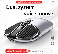 economico -ifeiyo s9 ai voice translate mouse supporta 120 lingue ricerca input vocale wireless e traduce 2.4g ricaricabile 1600 dpi