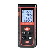 abordables -40m mini télémètre laser numérique LCD portable télémètre haute précision mesure du volume de la zone de distance 30 groupes stockage de données