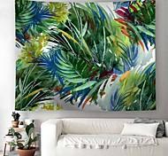 abordables -Tapisserie murale art décor couverture rideau pique-nique nappe suspendu maison chambre salon dortoir décoration feuille de polyester style bande dessinée