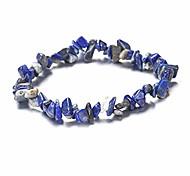abordables -bracelets simples 7 chakra guérison cristaux de pierre naturelle perle femmes fête bijoux cadeau vert or bleu foncé 6 #
