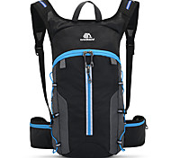 abordables -Sac à dos d'hydratation Poids Léger Séchage rapide Respirabilité Vestimentaire Extérieur Fitness Camping Jogging Oxford Noir / Orange. Noir Noir / bleu.
