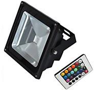 abordables -Projecteur extérieur à LED Éclairage extérieur Projecteur Projecteur 10W RVB Lampe de laveuse de mur IP65 Éclairage de jardin étanche AC85-265 V