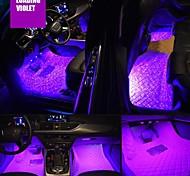 economico -telecomando led interni neon lampada decorativa striscia accessori proiettore atmosfera galassia illuminazione multipla lampada per auto