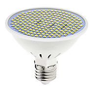 abordables -1 pc spectre complet LED élèvent des lumières 8 W 1957.0 lm 200 perles LED mignon créatif luminaire de croissance blanc chaud 85-265 V maison / bureau à effet de serre de Noël