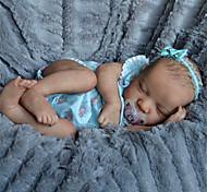 abordables -20 pouce Poupées Reborn Jouet pour Bébé & Nourrisson Baby Doll Reborn Levi Nouveau née réaliste Fabrication à la main Tissu Vinyle de silicone cadeaux noël enfant avec vêtements et accessoires pour