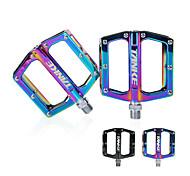 economico -Pedali Anti-scivolo Alta resistenza Duraturo Alluminio 7075 per Ciclismo Mountain bike Multicolore